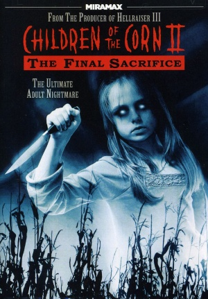 Children of the Corn II: The Final Sacrifice 992x1424