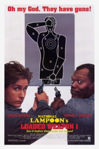 Loaded Weapon 1 poster