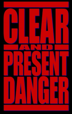 Clear and Present Danger 3171x5000
