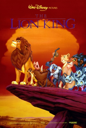The Lion King 3365x5000