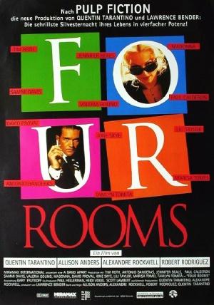 Four Rooms 500x714
