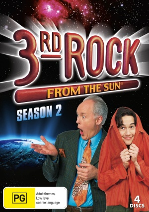 3rd Rock from the Sun 1523x2161