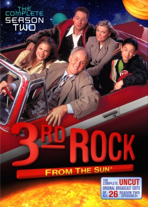 3rd Rock from the Sun 1531x2138
