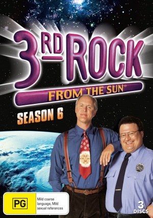 3rd Rock from the Sun 1523x2163
