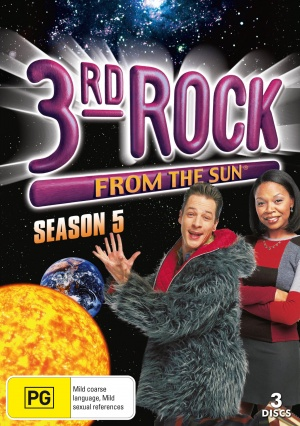 3rd Rock from the Sun 1522x2162