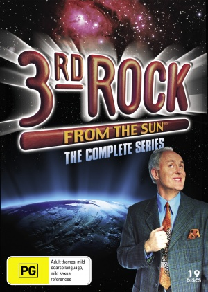 3rd Rock from the Sun 1614x2268