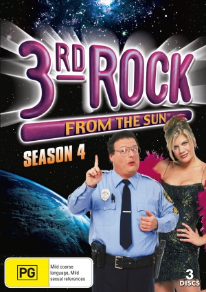 3rd Rock from the Sun 1526x2162