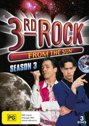 3rd Rock from the Sun 1524x2161