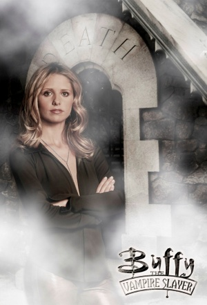 Buffy the Vampire Slayer 680x1000