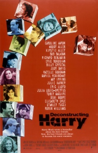 Deconstructing Harry poster