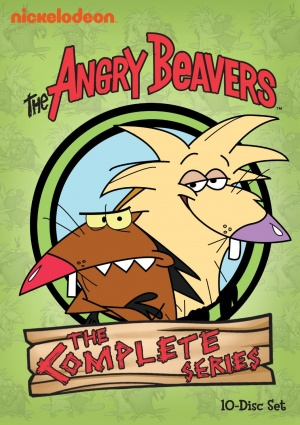 The Angry Beavers 1058x1500