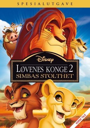 Der König der Löwen 2: Simbas Königreich 1084x1538