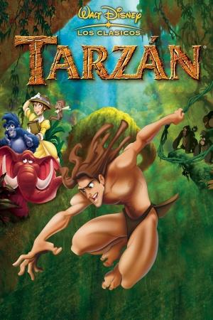 Tarzan 2000x3000