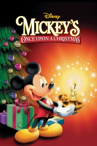 Mickey's Once Upon a Christmas poster