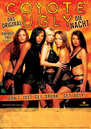Coyote Ugly 842x1191