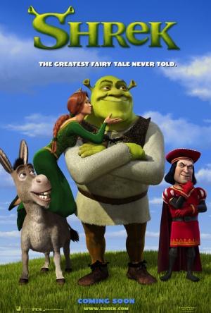 Shrek - Der tollkühne Held 503x745