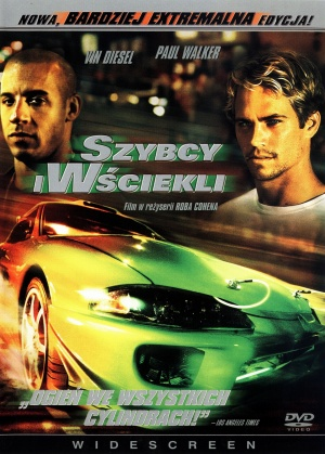 The Fast and the Furious 1700x2373