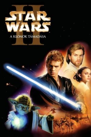 Star Wars: Episodio II - El ataque de los clones 1000x1500