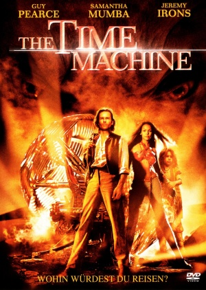 The Time Machine 1548x2175