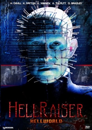 Hellraiser: Hellworld 405x568