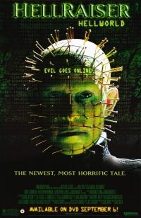 Hellraiser: Hellworld poster