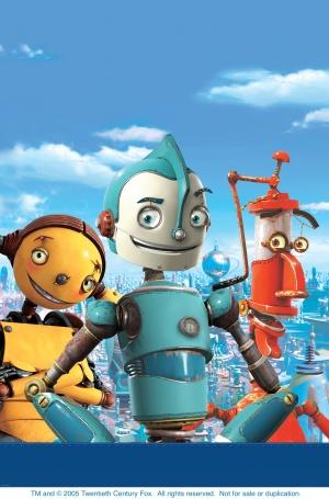 Robots 2734x4148