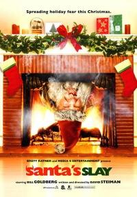 Santa's Slay - Blutige Weihnachten poster