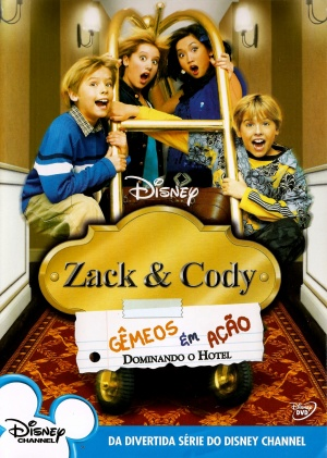The Suite Life of Zack & Cody 1541x2164