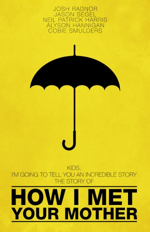 How I Met Your Mother 600x927