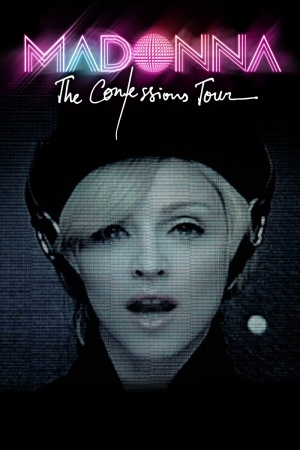 Madonna: The Confessions Tour Live from London 800x1200