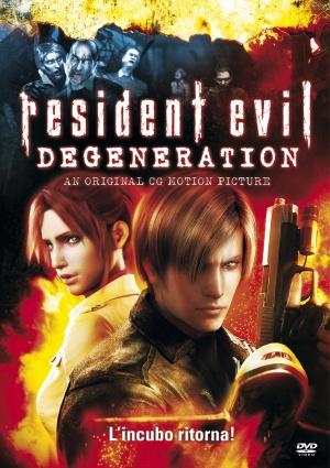 Resident Evil - Degeneration 834x1181