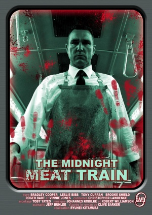 The Midnight Meat Train 936x1321