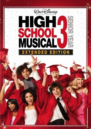 High School Musical 3: Senior Year 3549x5000