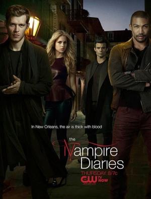 The Vampire Diaries 425x560
