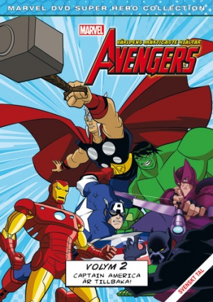The Avengers: Earth's Mightiest Heroes 349x495