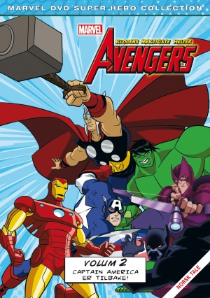 The Avengers: Earth's Mightiest Heroes 1548x2196