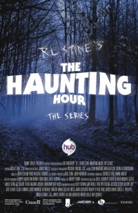 R.L. Stine's The Haunting Hour poster
