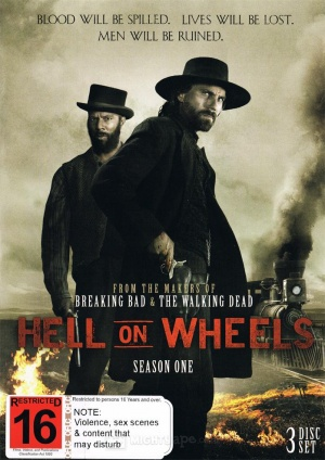 Hell on Wheels 698x987
