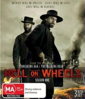 Hell on Wheels 353x412