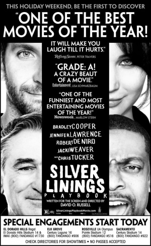 Silver Linings Playbook 613x1000