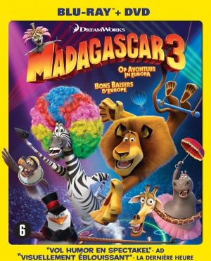 Madagascar 3: Europe's Most Wanted 1607x1995