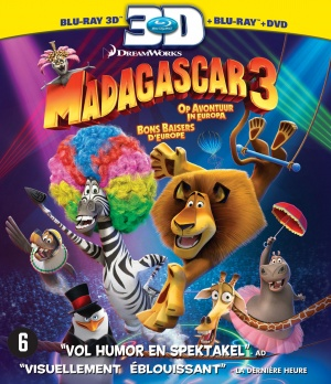 Madagascar 3: Europe's Most Wanted 1502x1744