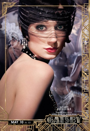 The Great Gatsby 3432x5000