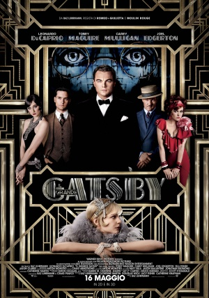 The Great Gatsby 3307x4719