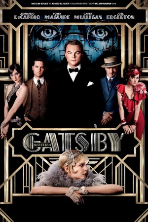 The Great Gatsby 1333x2000