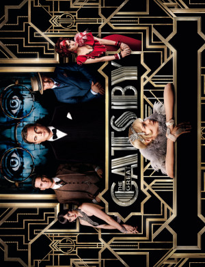 The Great Gatsby 3839x5000