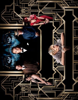 The Great Gatsby 3913x5000