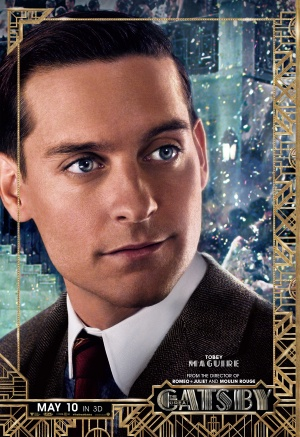 The Great Gatsby 3433x5000