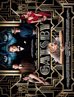 The Great Gatsby 3838x5000