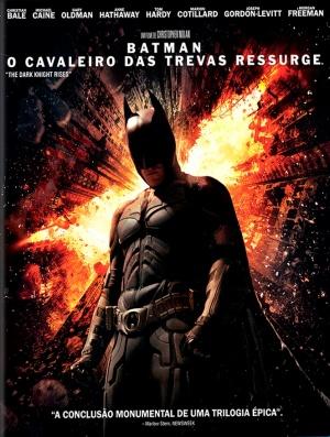 Batman: El caballero de la noche asciende 664x879